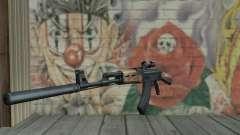 AK-47 Silencer pour GTA San Andreas