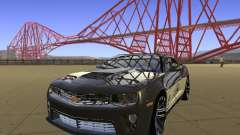 Chevrolet Camaro ZL1 купе pour GTA San Andreas