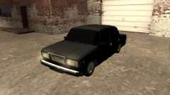 VAZ 2107 v1.2 Final pour GTA San Andreas