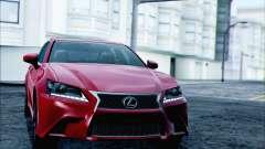 Lexus GS250 F Sport 2013