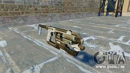 Submachine Gun K-Volt V 2.0 für GTA 4