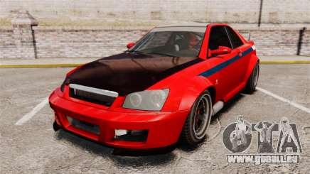 Sultan R-S für GTA 4