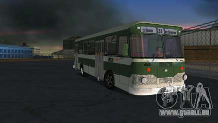 LIAZ 677 für GTA Vice City