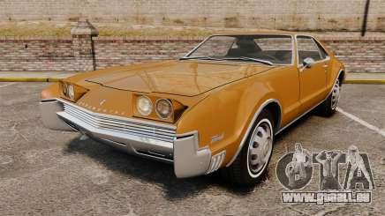 Oldsmobile Toronado 1966 pour GTA 4