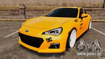 Subaru BRZ 2013 für GTA 4