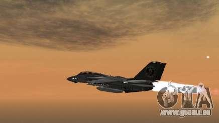 F-14 Tomcat-HQ für GTA San Andreas