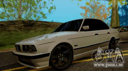 BMW 525 Re-Styling für GTA San Andreas