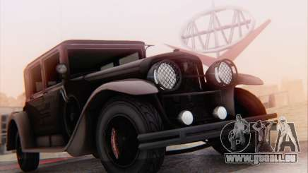 Albany Roosevelt from GTA V pour GTA San Andreas