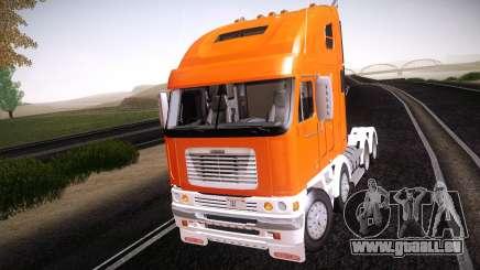 Freightliner Argosy 8x4 pour GTA San Andreas