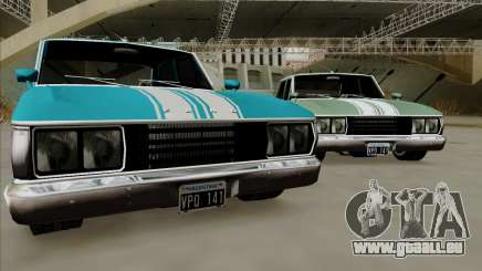 Ford Falcon Sprint 1972 pour GTA San Andreas