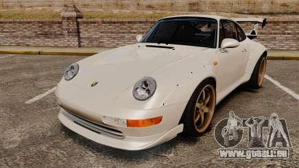 Porsche 993 GT2 1996 v1.3 pour GTA 4