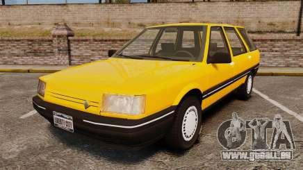 Renault 21 Nevada GTD pour GTA 4