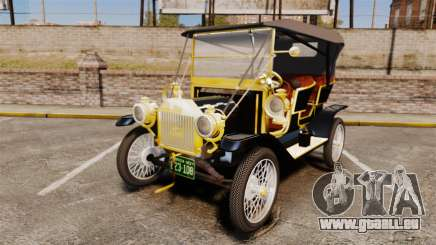 Ford Model T 1910 pour GTA 4