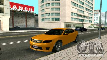 GTA V Fugitive Version 2 FIXED für GTA San Andreas