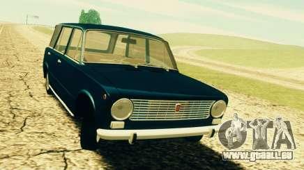 Fiat 124 Familiare pour GTA San Andreas