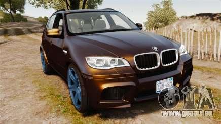BMW X5M v2.0 für GTA 4