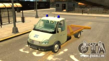 Gazelle Evacuator DPS für GTA 4