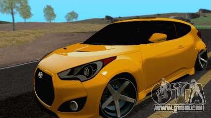 Hyundai Veloster pour GTA San Andreas