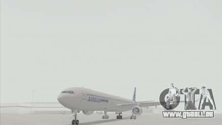 Airbus A340-600 pour GTA San Andreas