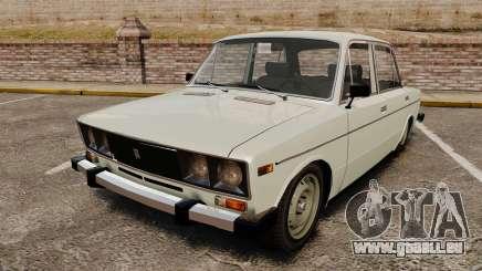 AIDE-Lada 2106 pour GTA 4