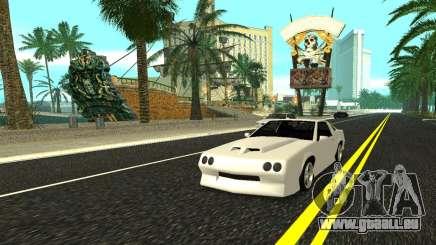 Buffalo HD für GTA San Andreas