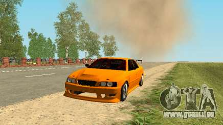 Toyota Сhaser pour GTA San Andreas