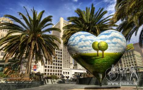 Les écrans de chargement, San Francisco pour GTA 4 huitième écran
