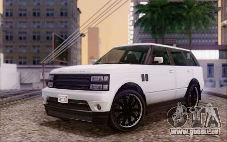 À l'écoute Gallivanter Baller из GTA V pour GTA San Andreas