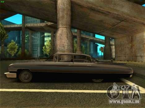 Cadillac Stella 1959 für GTA San Andreas linke Ansicht