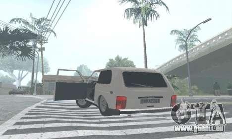VAZ 21214 Avtosh für GTA San Andreas Seitenansicht
