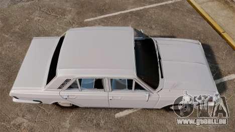 IKCO Paykan 1970 für GTA 4 rechte Ansicht