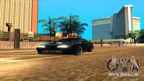 Elegy 4xget für GTA San Andreas