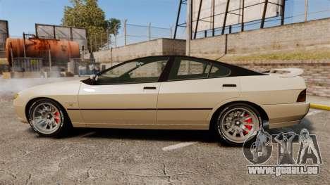 Imponte DF8-90 new wheels pour GTA 4 est une gauche