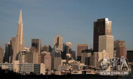 Les écrans de chargement, San Francisco pour GTA 4 quatrième écran