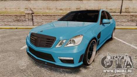 Mercedes-Benz B63 S Brabus für GTA 4