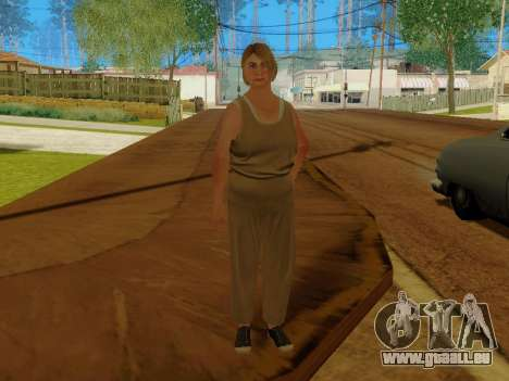 Ältere Frau für GTA San Andreas