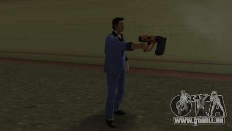 Waffen von Manhunt pack 2 für GTA Vice City fünften Screenshot