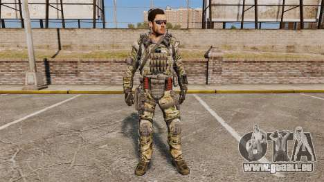 David Mason v2 pour GTA 4