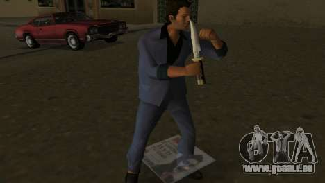 Waffen von Manhunt pack 2 für GTA Vice City sechsten Screenshot
