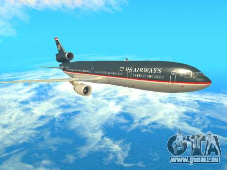 McDonnell Douglas MD-11 US Airways für GTA San Andreas