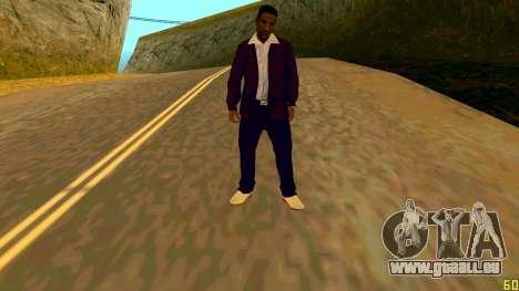 La nouvelle texture Jizzy HQ pour GTA San Andreas