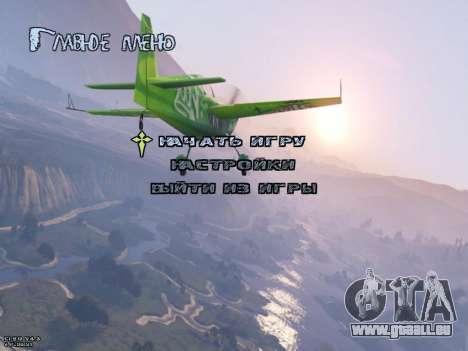 New Menu GTA 5 für GTA San Andreas