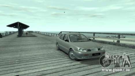 Daewoo Leganza für GTA 4