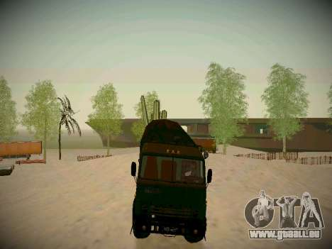 Piste off-road pour GTA San Andreas