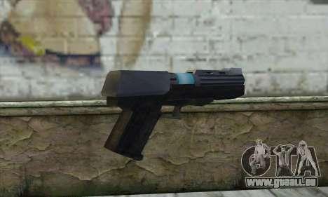 Die Waffe von Star Wars für GTA San Andreas zweiten Screenshot