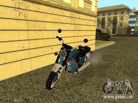 IZH Jupiter 4 pour GTA San Andreas