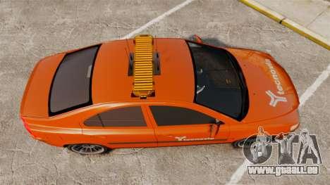 Volvo S60 tecnovia [ELS] pour GTA 4 est un droit