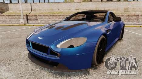 Aston Martin V12 Vantage S 2013 pour GTA 4