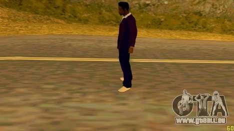 La nouvelle texture Jizzy HQ pour GTA San Andreas quatrième écran