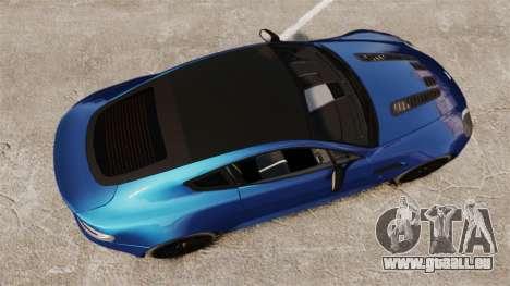 Aston Martin V12 Vantage S 2013 pour GTA 4 est un droit